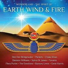 WONDERLAND The Spirit Of Earth Wind & Fire NEW SEALED SOUL JAZZ CD (EXPANSION)