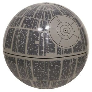 SwimWays Star Wars Death Star XXL Light-Up Inflatable Water Toy Pool Beach Ball