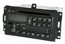 2008 Pontiac Grand Prix Radio AM FM CD Player w Aux Input - Part Number 10352018