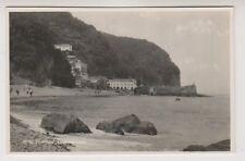 Devon postcard - Clovelly, Looking West - (A230)