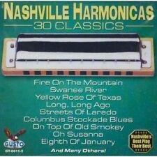 Nashville Harmonicas, The Nashville Harmonica - 30 Classics [New CD]