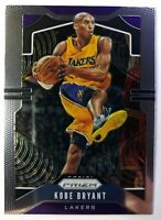 2019-20 Panini Prizm Base Kobe Bryant #8, Los Angeles Lakers
