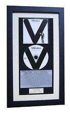 THE VIBRATORS Pure Mania CLASSIC CD TOP QUALITY FRAMED DISPLAY+FAST GLOBAL SHIP