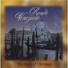 "RONDO VENEZIANO ""THE MAGIC OF CHRISTMAS"" CD NEU"
