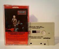Manfred Mann's Earth Band - Somewhere In Afrika Cassette