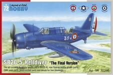 "SPECIAL HOBBY SH72350 1/72 SB2C-5 Helldiver ""The Final Version"""