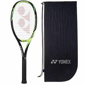 Yonex Tennis Racket EZONE 98 Alpha Head Light Balanced Racquet – Strung