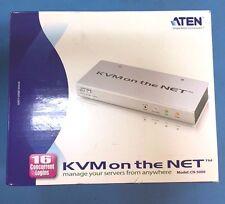 ATEN Model CN-5000 - KVM on The Net
