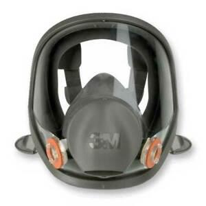 GENUINE 3M Full Face 6800 Medium Respirator