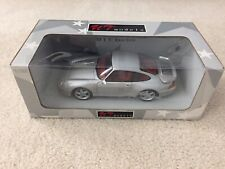 1/18 Porsche 911 993 Turbo S Coupe Silver AutoArt UT Models Very Rare!!!
