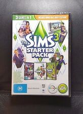 The Sims 3 Starter Pack *Brand New Sealed* (PC, 2014) PC Game - Windows / Mac
