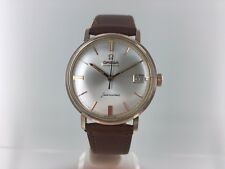 BEAUTIFUL GENTS VINTAGE 1961 OMEGA SEAMASTER CAL 562 GOLD/STEEL REFERENCE 14770