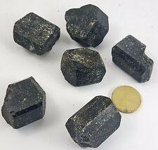 Natural X/Large Black Tourmaline Healing Electric Crystal Chakra actual crystals