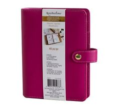 NEW Recollections 40 pc Personal Planner Ring Binder A6 - Hot Pink