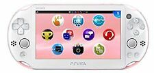 PlayStation Vita Pch-2000 Za19 Wi-fi Light Pink-white Japan IMPORT