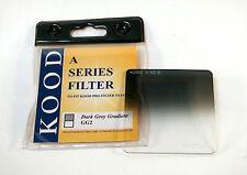 Kood A Series Dark Grey Gradient Filter