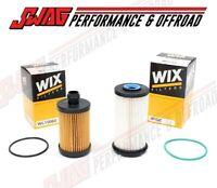 Wix Oil Filter & Fuel Filter Combo Kit For '14-17 Dodge Ram Ecodiesel 3.0L