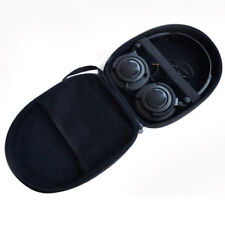 Black EVA Carrying Hard Case Storage Bag For Sony Headset Earphone Headphone Pro