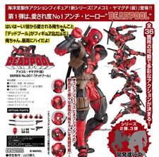 Kaiyodo Yamaguchi No. 001 Marvel Deadpool Action Figure