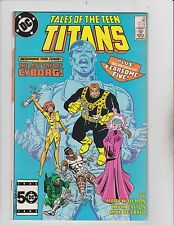DC Comics Group! Tales of the Teen Titans! Issue 56!