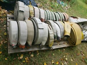 Used Fire Hose, all sizes, bulk sale. Please message about details.