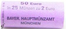 Deutschland Rolle 2 Euro 2011 D München