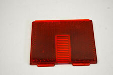 Wesbar 102639 Replacement Red Lens NOS