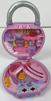 SHOPKINS SHOPPIES LIL SECRETS SECRET Lock Ballet play set with one figure doll