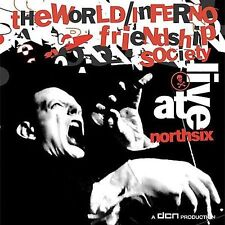 Hallowmas Live at Northsix [PA] by The World/Inferno Friendship So (CD,...