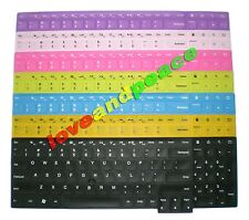 Keyboard Cover Skin Protector for Lenovo Thinkpad E560 E565 E570 L560 E575