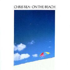 On the Beach by Chris Rea (CD, Apr-1986, WEA International (Sweden))