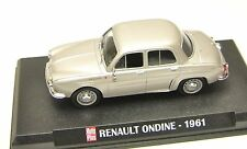 COLLECTION HACHETTE AUTO PLUS  IXO 1/43  RENAULT DAUPHINE ONDINE 1961 /2