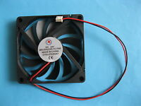 1 pcs Brushless DC Cooling Fan 24V 8010S 11 Blade 80x80x10mm Sleeve-bearing 2pin