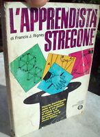 1968 L'APPRENDISTA STREGONE MANUALE DI MAGIA J. RIGNEY
