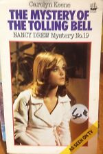 Nancy Drew - #19, The Mystery Of The Tolling Bell, Classic Teen  Detective Book
