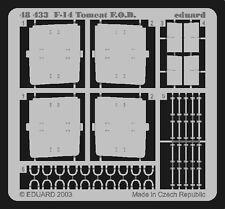 EDUARD MODELS 1/48 Aircraft- F14 F.O.D. for HASEGAWA EDU48433
