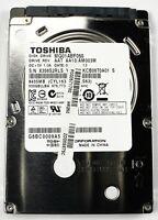 HDD 2.5'' Toshiba 500GB Hard Drive MQ01ABF050