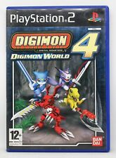 DIGIMON WORLD 4 - PLAYSTATION 2 PS2 PLAY STATION - PAL ESPAÑA - DIGITAL MONSTERS