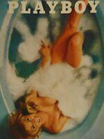 Playboy April 1971 | Chris Cranston Lana Wood     #1286