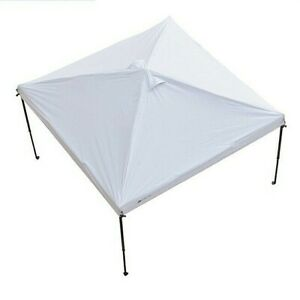 Ozark Trail 10' x 10' White Replacement Cover For Straight Leg Canopy FGA1010WT