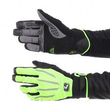 Giordana AV 100 Winter Glove 2017|Mens-Fluo/Black|Size L|BRAND NEW