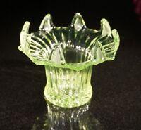 A Beautiful Vintage Uranium Glass Vase
