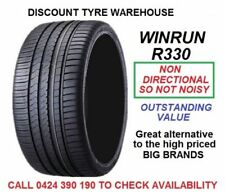 R19 Inch Performances Tyres