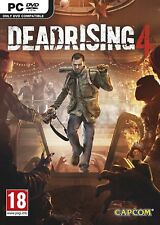 Dead Rising 4 (PC DVD) NEW & Sealed - Despatched from UK