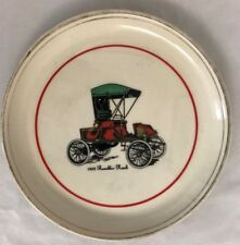 Hyalyn 1902 Rambler Nash Pottery Collector Plate 8.25""