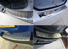 SEAT EXEO ST de 2009-2013 Protección de borde ACERO INOXIDABLE + Dobla CR
