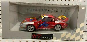 UT MODELS 1:18 Porsche 911 RS Porsche Cup Shell #1 Germany VIP Car 1995 #39514