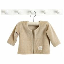 Natures Purest Spots & Stripes Baby Boys' Jacket Brown 0 - 3 Months  (0075A)