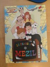 LA FAMIGLIA MEZIL STAGIONE 3  DVD raro