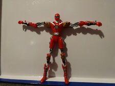 Raro Power Rangers Dino Trueno Quadro Battlized Ranger Rojo Bandai Figura